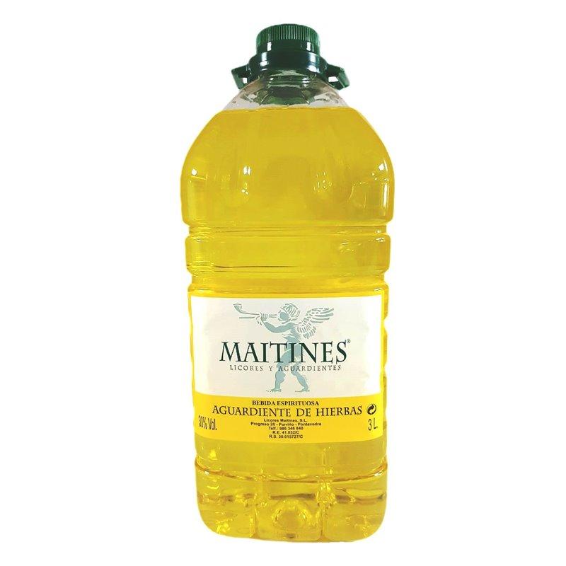 Aguardiente de Hierbas, Botella Bruja D.A.G.